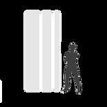 STRIPES 2D 200/400/600X3000 X19MM
