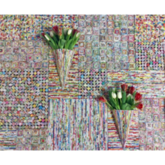 RECYCLED PAPER MULTICOLOR