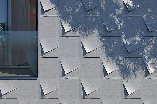 facade concrete panels