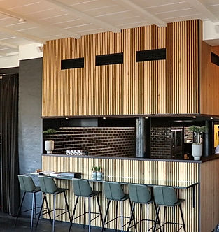 acoustic wood panel