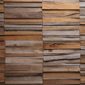 3d wood wall panels. - Pannelli per pareti 3d in legno.