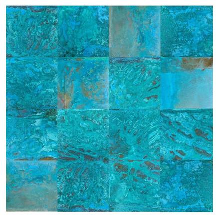 COPPER JADE BLUE