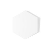HEXAGON 3D 330X286X8-24MM(0.07㎡)