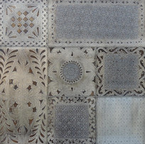 PATCHWORK SILVER