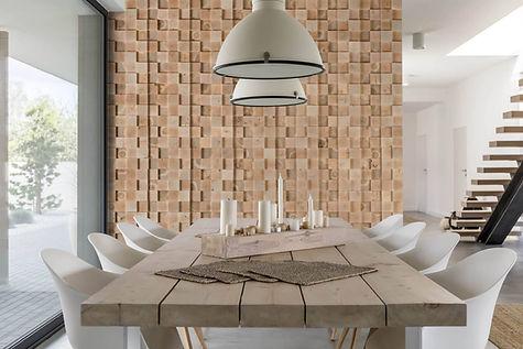 pannelli 3d in legno