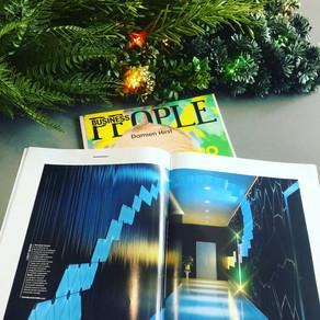 Business People Italia Magazine - April 2018 issue