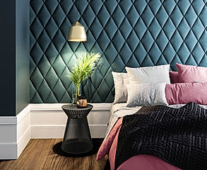 UPHOLTERED WALL PANELS