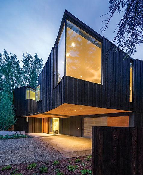 legno facciata