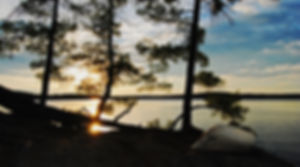 Algonquin Sunset | Sunset Photography | Algonquin Provincal Park, Ontario, Canada