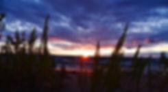 Through The Dunes | Sunset Photography | Wasaga Beach, Ontario, Canada
