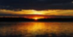 Fiery Skies | Suset Photograhy | Algonquin Provincial Park, Ontario, Canada