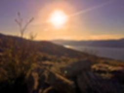 Lonely Pines | Sunset Photgraphy | Kelowna, British Columbia, Canada