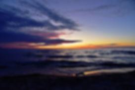 Summer's Glow | Sunset Photography | Wasaga Beach, Ontario, Canada