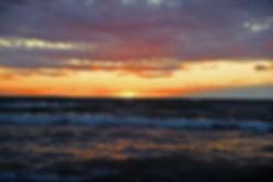 Sailor's Delight | Sunset Photography | Wasaga Beach, Ontaro, Canada
