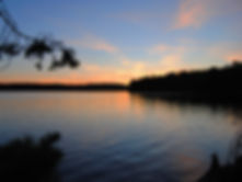 Summer Skies | Sunset Photography | Algonquin Provincial Park, Ontario, Canada