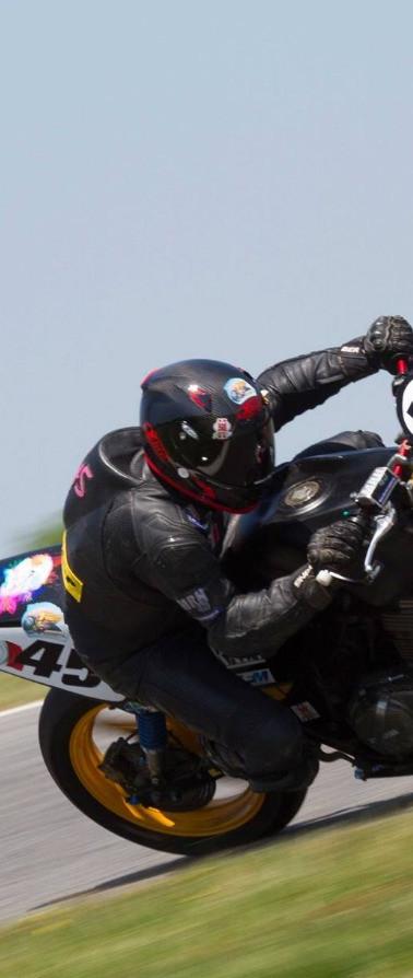 Extreme moto competitor, AK Arnaud Guignebert