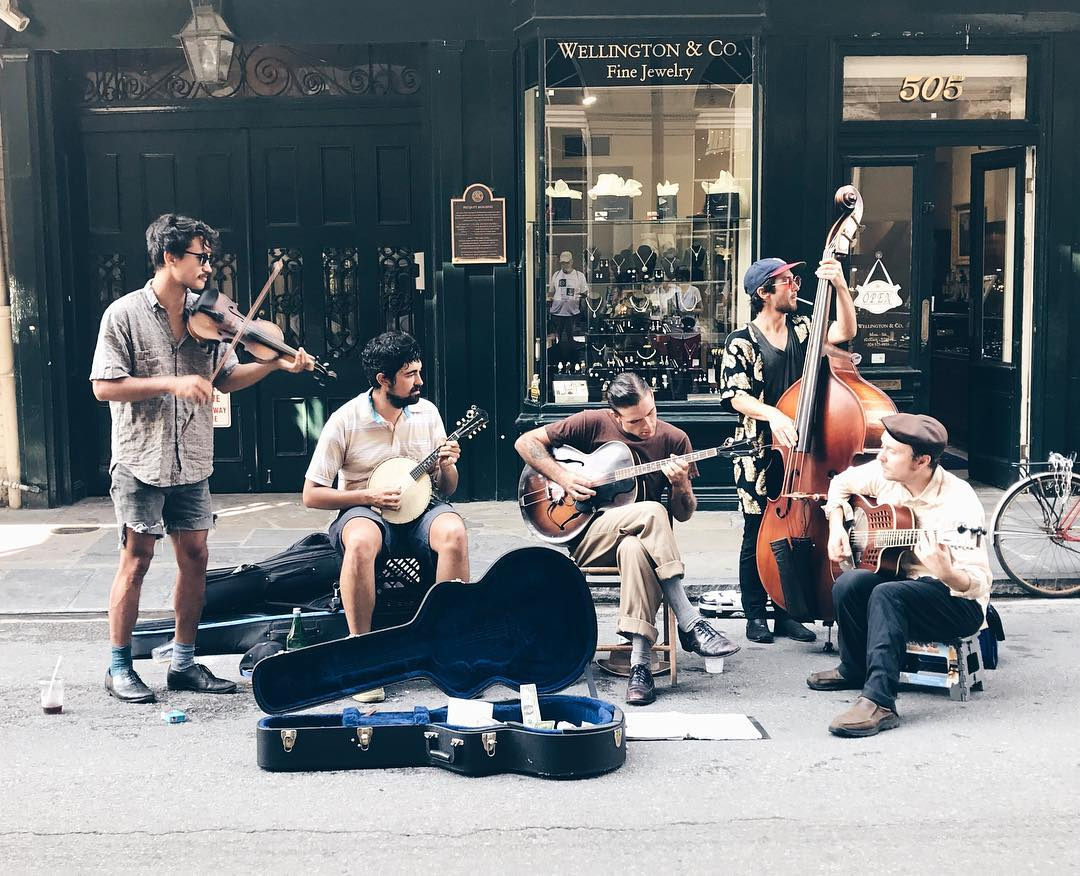 The Royal Street Regular Band