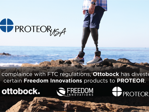 PROTEOR Group Becomes One of the Largest Prosthetic Providers in the World