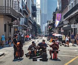The Royal Street Regular Band