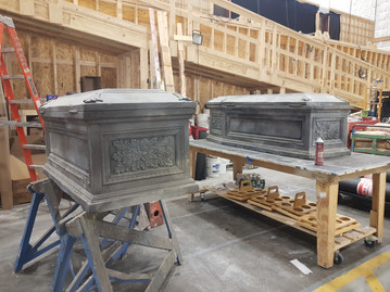 Coffin match