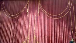 Hello Dolly Curtain