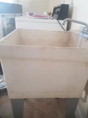 Sink aging