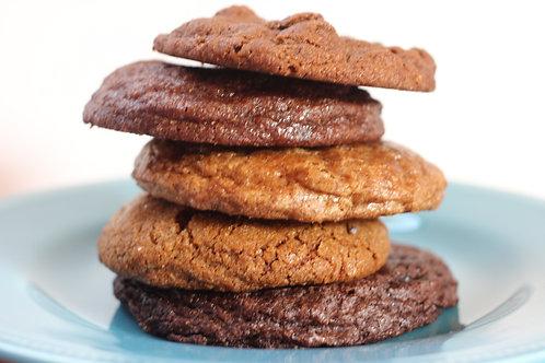 Pumpkin Spice Cookies 4-Pack