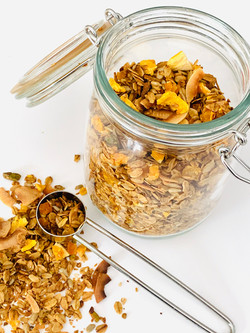 granola abrikoos