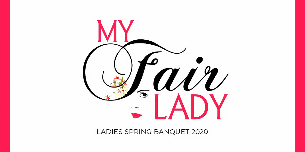 Ladies Annual Spring Banquet