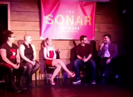 On the BedPost Podcast live!