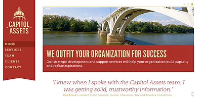Capitol Assets Home Page