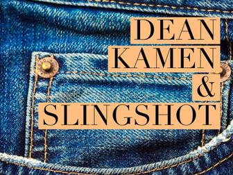 Dean Kamen & SlingShot