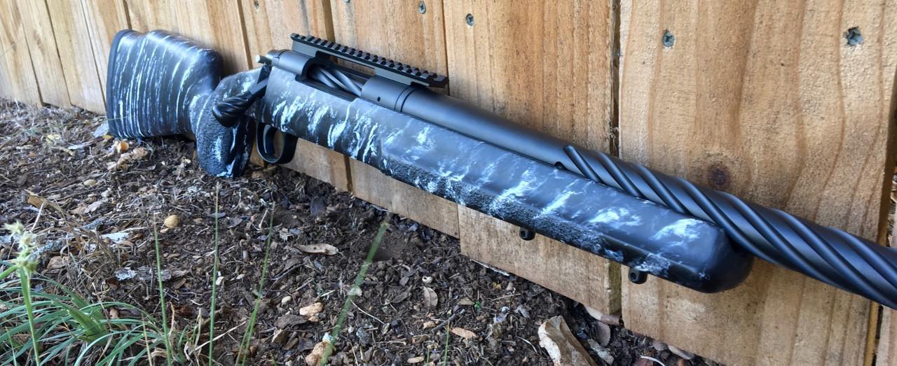 Remington 700 300 RUM McMillan A3 Sporte