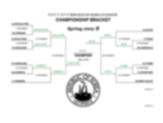 Spring 2019 - Championship Bracket (COMP