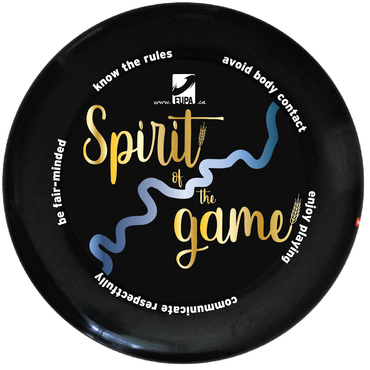 EUPA Spirit Disc - Expanded Disc Backgro