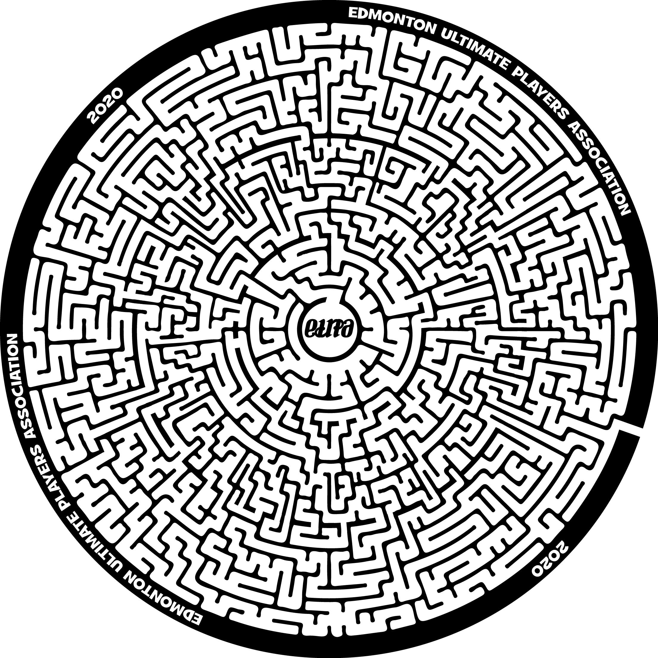 EUPA Maze 2020 - Marty Nedjelski Disc De