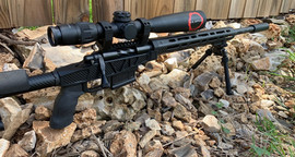 Remington 700 6.5 Creedmoor Carbon Fiber