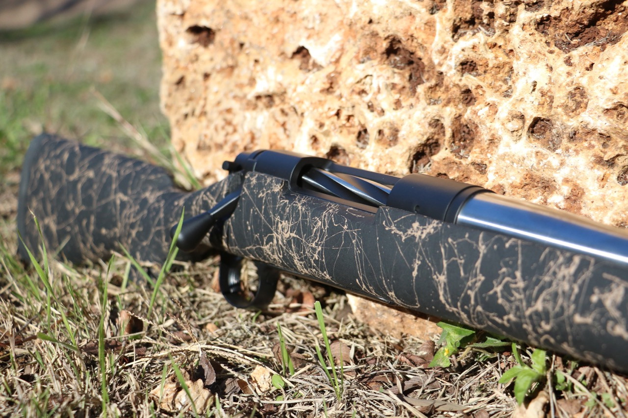 Remington 700 HS Precision Cerakote Grap