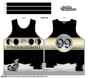 Nymeria - TANK TOP JERSEY (HYO YOUNG 99)