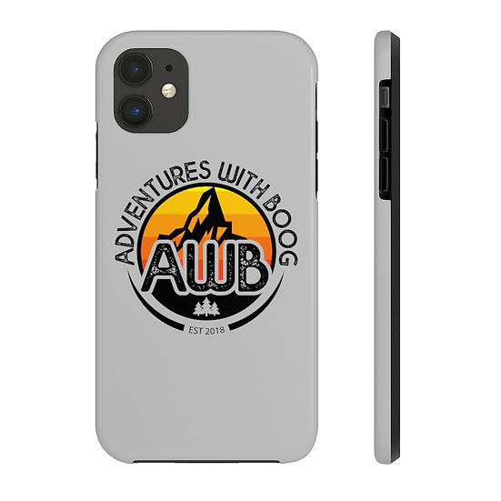 Adventures With Boog - Sunrise - Case Mate Tough Phone Cases