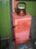 stove, cushion back, fairy mushrooms 001