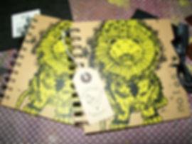 dandylion notebook 001.JPG