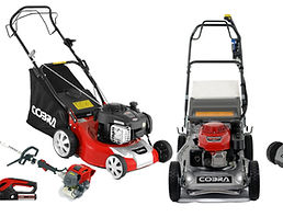 Cobra garden machinery