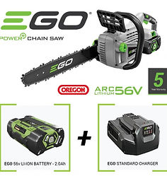 EGO Chainsaw kit