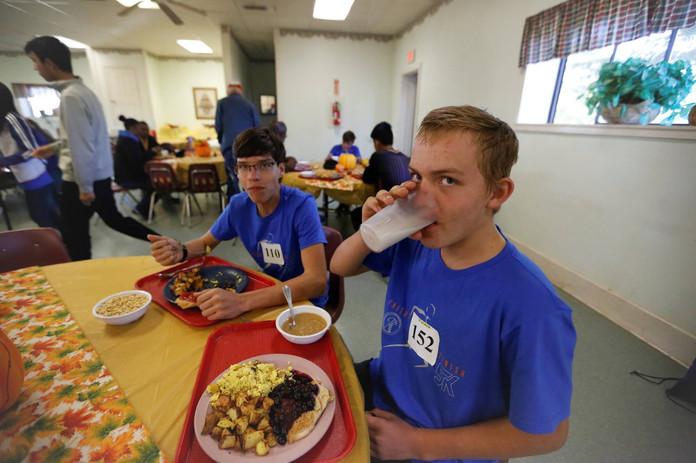 Oklahoma Academy 2018 5K Breakfast