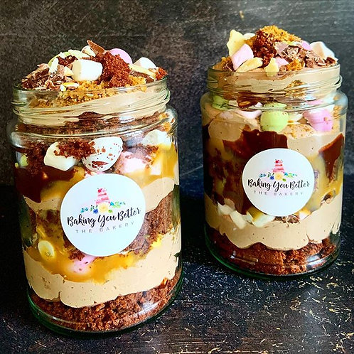 Cake Jar - The Ultimate Treat for 2