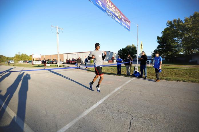 Oklahoma Academy 2018 5K Winner