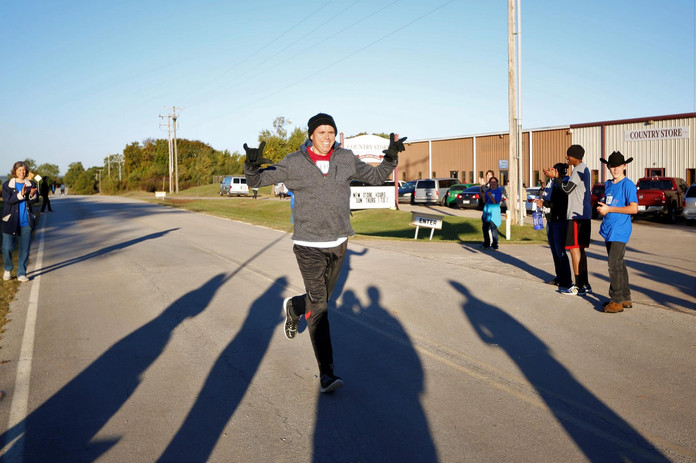 Oklahoma Academy 2018 5K Running