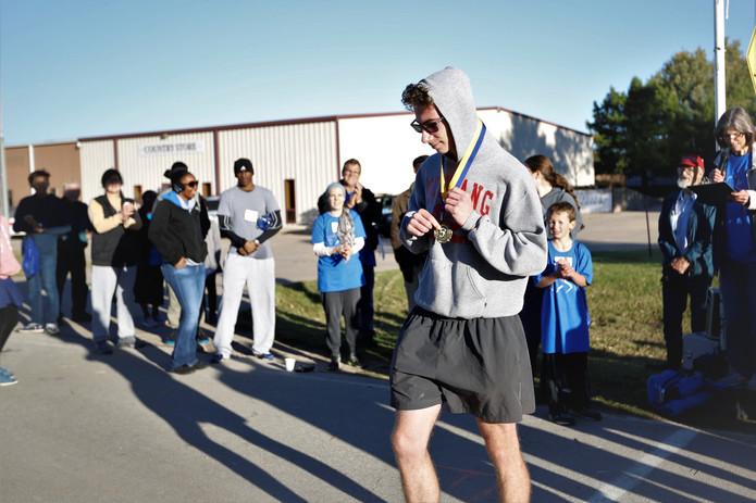 Oklahoma Academy 2018 5K Community Winner