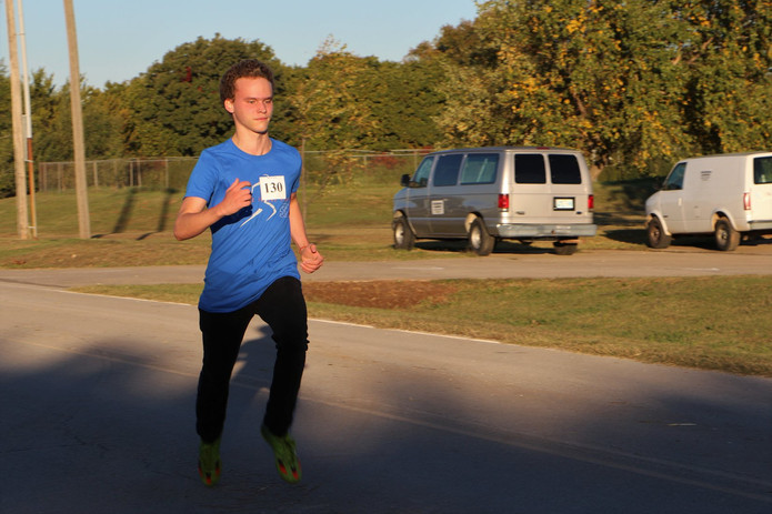 Oklahoma Academy 2018 5K Teen Runner